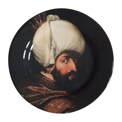 Ceramic plate Sultan Edition SUL07