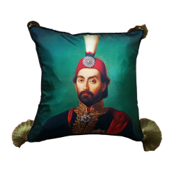Sultan Silk Cushion SC02