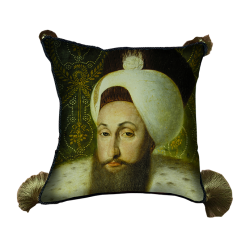 Sultan Silk Cushion SC03