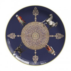 Porcelain Constantinopoli Plate COST7