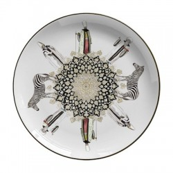 Porcelain Constantinopoli Plate COST8