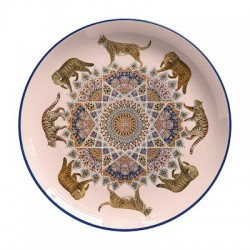 Porcelain Constantinopoli Plate COST9