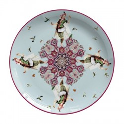 Porcelain Constantinopoli Plate COST10