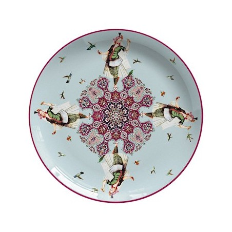 Porcelain Constantinopoli Plate COST11