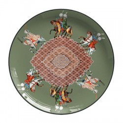 Porcelain Constantinopoli Plate COST12