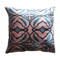 Silk Velvet Cushion VE38