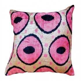 Silk Velvet Cushion VE44