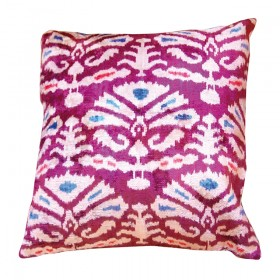 Silk Velvet Cushion VE46