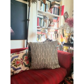 blockprint  Linen Cushions...