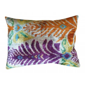 Silk Velvet Cushion V420