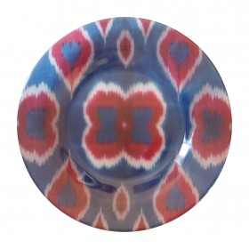 Glass plate IKAT
