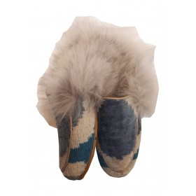 Real Fur slippers  FSH03