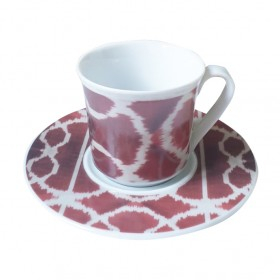 Porcelain coffee cup IKC01