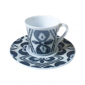 Porcelain coffee cup IKC02