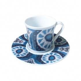 Porcelain coffee cup IKC04