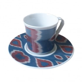 Porcelain coffee cup IKC05