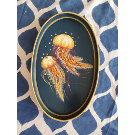 Iron Tray jellyfish IT34