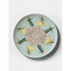 Porcelain Constantinopoli Plate COST2