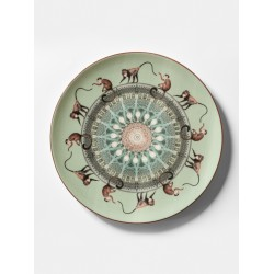 Porcelain Constantinopoli Plate COST5