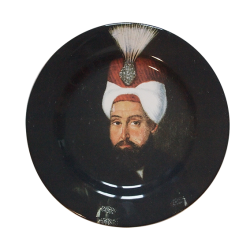 Ceramic plate Sultan Edition SUL06
