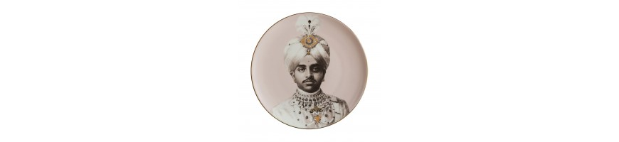 THE SILK ROAD MAHARAJA