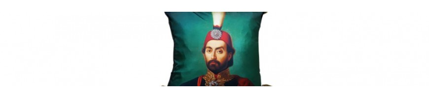 Sultan Silk Cushions
